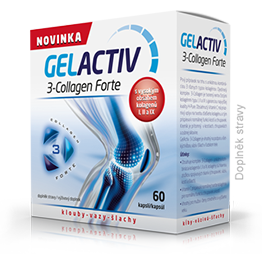 GelActiv 3-Collagen Forte